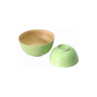 Bamboo Bowl Disposable Wooden Salad Bowl Spun Bamboo Bowl 2021 Trendy Gift High Quality Bambo Bowl For Restaurant From Procom